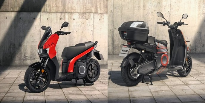 SEAT MO E-Scooter 125